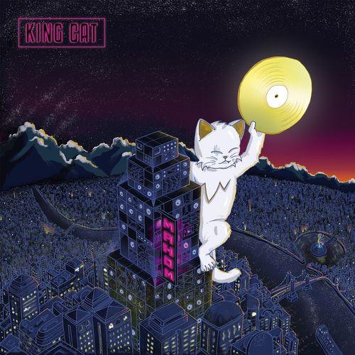 Pochette album king cat