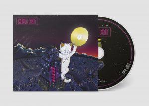 King Cat CD Digipack