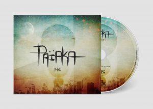 Red - CD Digipack