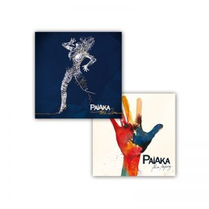 Pack 2 cd païaka - the line/ alive anyway